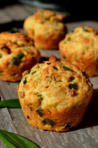 Bärlauch-Muffins-Sarahs-Backblog