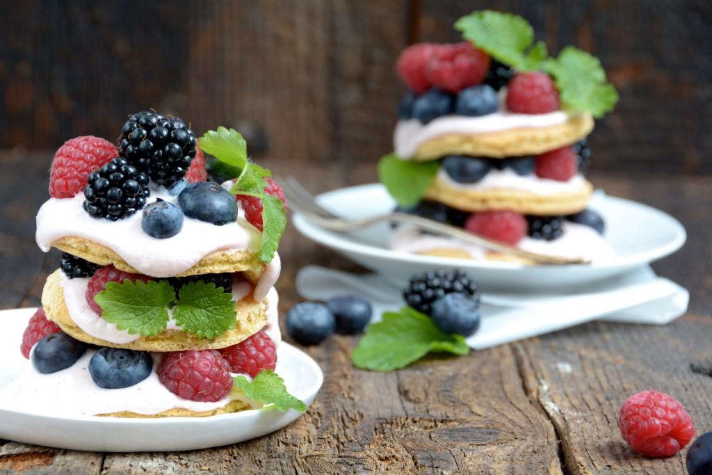 Beerentraum - Genussvolles Dessert