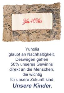 Yunolia-Nachhaltigkeit