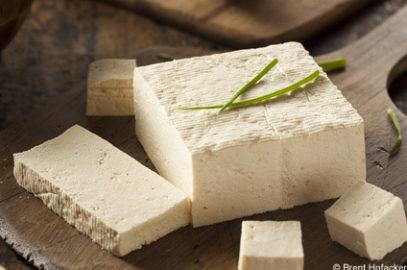 Fleischlos glücklich: Tofu und Tempeh