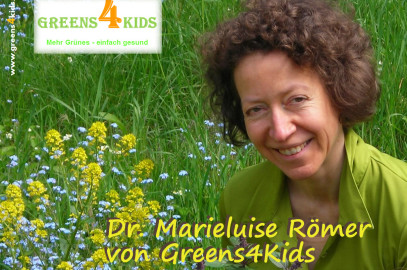 Im Portrait: Dr. Marieluise Römer von Greens4Kids